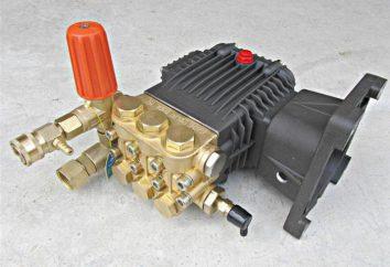 pompe ad alta pressione per l'acqua: tipologie, caratteristiche e recensioni