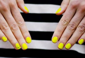 """""""manicure Giallo"""": idee e modi per creare"""