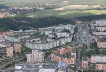Obninsk: população, clima, história