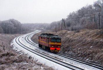 Lokomotywy spalinowe Rosja. Nowe lokomotywy, zdjęcia i dane techniczne