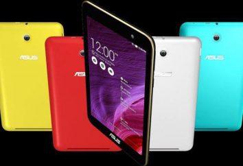 Tablet Asus Memo Pad 7: recensioni, le descrizioni, le specifiche. proprietari recensioni