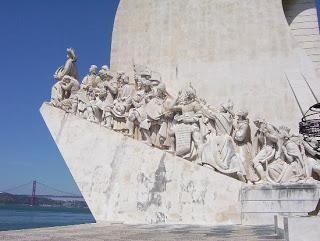 Amerigo Vespucci ha visto l'intero quadro, o è capitato di essere fortunati?