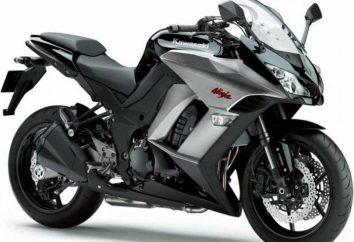 "Motorräder ""Kawasaki Ninja 1000"": Beschreibung, Eigenschaften, Preis"