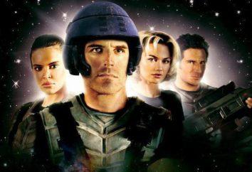 « Starship Troopers 2: Héros de la Fédération »: les acteurs des films brillants