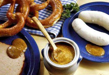 kuchni bawarskiej: tradycyjne potrawy i receptury ich wytwarzania