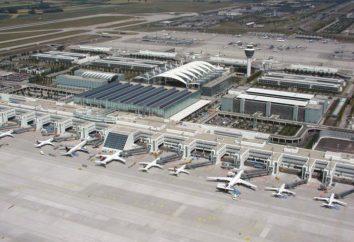 Aeropuerto de Munich. Como llegar al aeropuerto de Múnich?