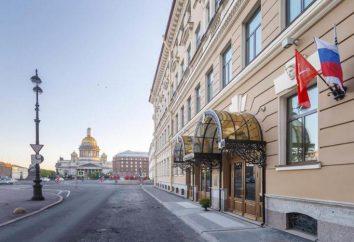 Lotte Hotel São Petersburgo: descrição e comentários