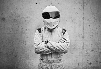 Wer ist der Stig bei der Übertragung von Top Gear?