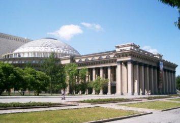 Nowosybirsk Opera House: repertuar