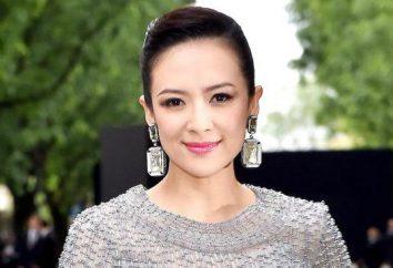 Najpiękniejsza kobieta chiński. Najpiękniejsza Chinka modelu