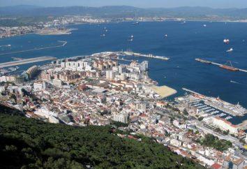 Gibilterra: il paese, la penisola e la città