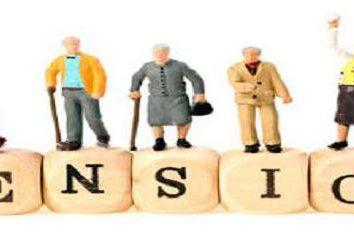 El pago de las pensiones a los pensionistas que trabajan en Rusia
