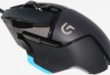 Logitech Gaming Mouse: przegląd rynku, funkcje, zdjęć i najlepsze modele