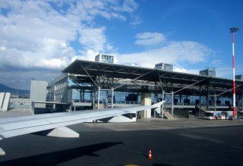Chegar no aeroporto de Salónica: o esquema, a conveniência, a estrada para a cidade