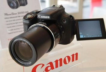 Canon PowerShot SX50 HS: specifiche e le recensioni dei professionisti