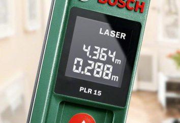 Bosch – Laser-Entfernungsmesser PLR 15. Überprüfen Sie, Merkmale und Bewertungen