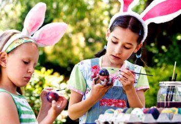 Jak powiedzieć dziecku o Wielkanocy i wiążą go w procesie przygotowania do wakacji?