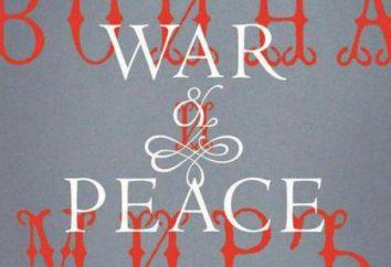 """""""Guerra e Paz"""": os personagens. """"Guerra e Paz"""": as características dos personagens principais"""
