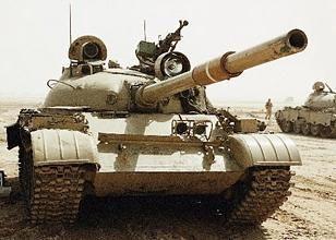 T-62 – il predatore corazzato guerra fredda