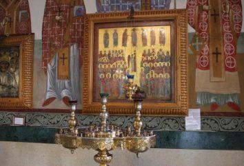 Wo ist die georgische Kirche in Moskau?