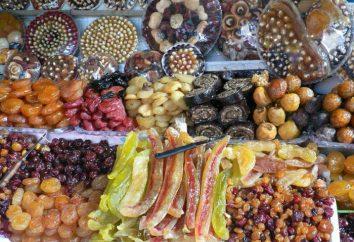 Faits saillants bonbons arméniens