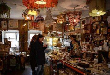 Muzeum Rosyjskiej deser w Zvenigorod: eksponatami, rosyjskich słodyczy, dawnych rosyjskich receptur