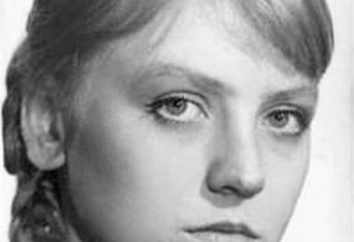 Actrice Svetlana Kryuchkov: biographie et faits intéressants de la vie