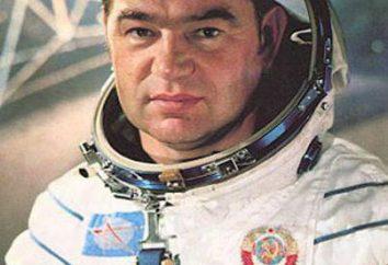 Biografia kosmonauta Grechko Grigoriya Mihaylovicha, lotów kosmicznych, nagrody i tytuły