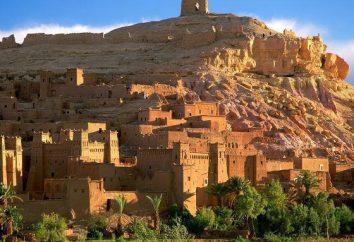 Turystyka w Maroku. Przemysł turystyczny w Maroku. Język, waluta i klimat Maroka