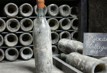 """Massandra Winery: história da empresa. A fábrica de vinho """"Massandra"""": marca, preço"""