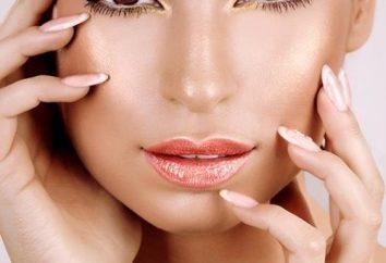 Sourcils pour le visage ovale peuvent regarder mystérieusement
