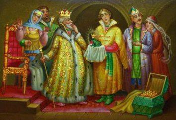 contes populaires russes: la caractéristique Princesse Grenouille