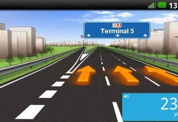 """Navigation für die """"Android"""". Navigation ohne das Internet für """"Android"""". Navigationsprogramme für die """"Android"""""""