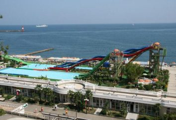 """Park wodny """"Mayak"""" (Soczi): opis, zdjęcia, adres, opinie"""