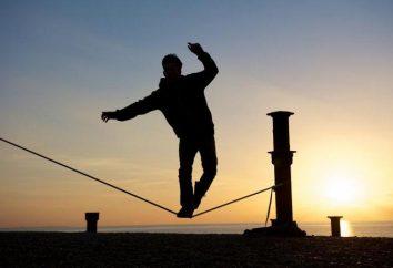 Où est l'équilibre du corps humain
