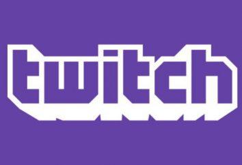 """Qual è il """"Twitch"""" e che cosa serve? Come per lo streaming a """"Twitchy""""?"""