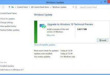 Uaktualnienie do Windows 10 ręcznie: podręcznik