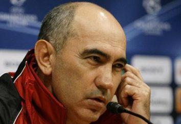 Kurban Berdyev: biografia de um jogador e treinador