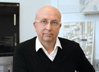 Arquiteto Ouborévitch-Borovsky: características do seu trabalho