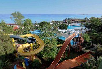 Turque parc aquatique Kemer invite les touristes