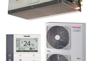 sistema de divisão de canal. condicionadores de ar, tipo de canal. Preços, instalação