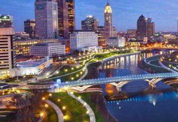Columbus (Ohio, USA): historia, zabytki, ciekawostki