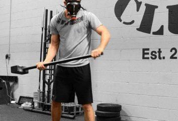 Maska do ćwiczeń, ogranicznik oddychania: przegląd, typy, opis i recenzje