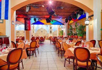 """Restaurante """"Old Havana"""": endereço, menus, revisões. Restaurantes com programa de show em Moscou"""