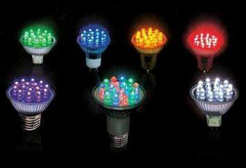 Lámpara de diodo – el futuro de la iluminación?