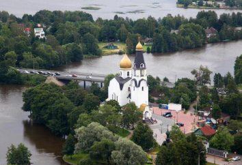 Sestroretsk déversement: histoire, profondeur, plages