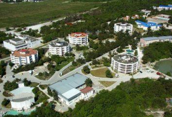 """Sanatorium-dispensario """"Fakel"""" (Divnomorskoe). """"Torcia"""" – sanatorio con spiaggia propria. Recensioni e foto dei vacanzieri"""
