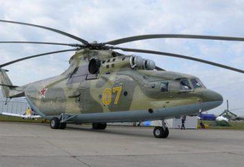 Frachthubschrauber. Der größte Hubschrauber der Welt