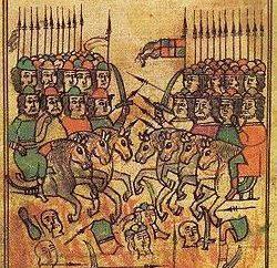 Ti ricordi quando era la battaglia di Kulikovo?