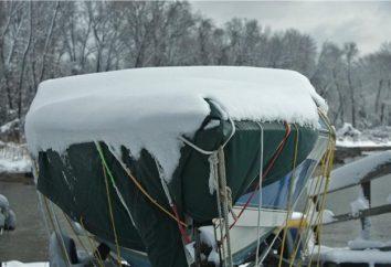 Jak przechowywać zimą łódź PVC? Właściwe przechowywanie łodzi PVC zimie